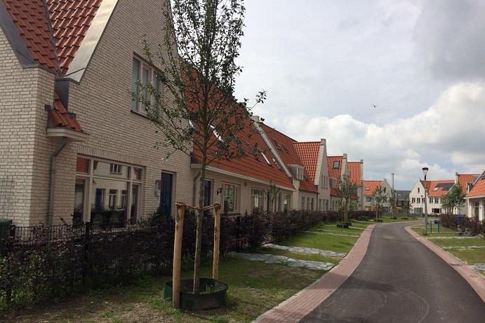 Foto 1 woningen deelplan 5
